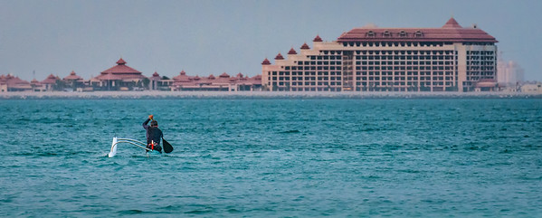 The Paddler ... Dubai