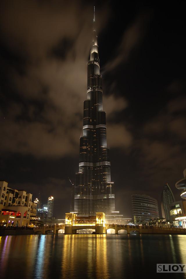 Burj Khalifa<br /> <br /> Dubai, United Arab Emirates