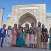 wedding at Registan