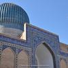 detail Gur-e Amir (Amir Temur Mausoleum)