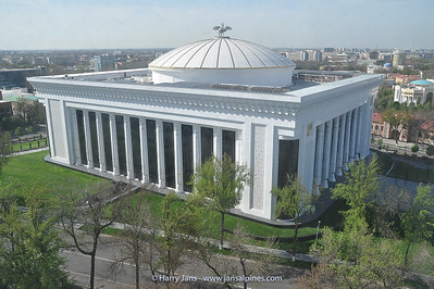 Tashkent, Congress Center