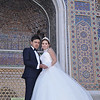 wedding at Registan