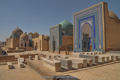 Central Asia - Middle East