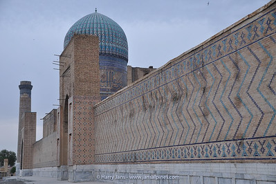 Bibi Khanym Mosque (1399-1404)