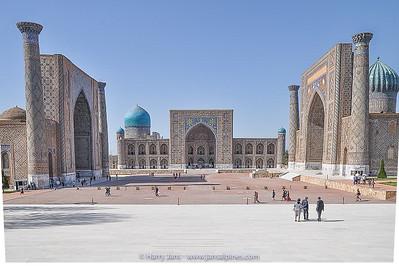 Uzbekistan 2015