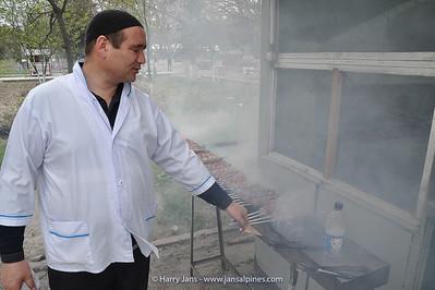 traditional kebab