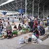 market at Samarkand