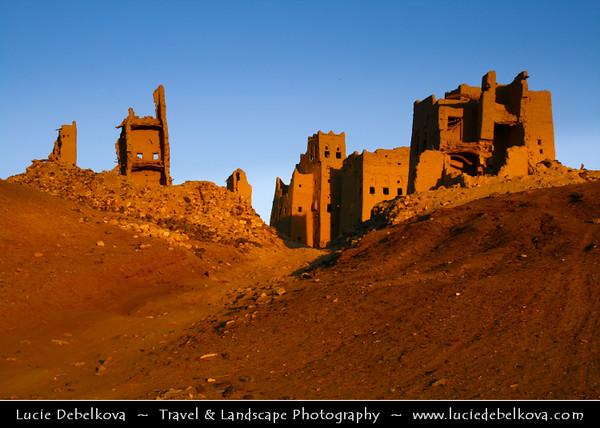 Middle East - Yemen - Ma'rib - مأرب - Marib - Former capital of the Sabaean kingdom & ancient Sheba of biblical fame