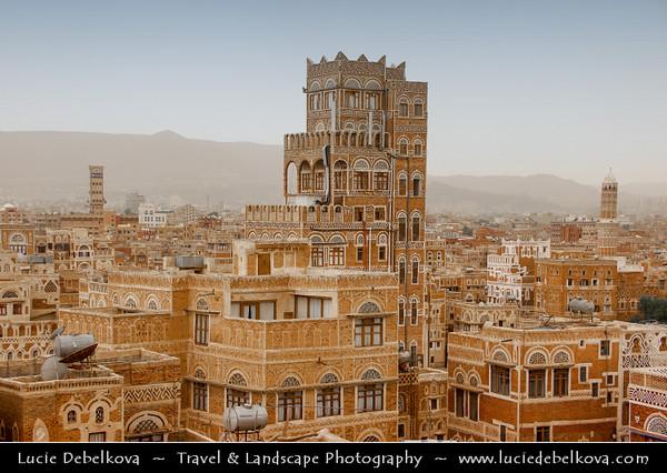 Middle East - Yemen - Sana'a - Sanaa - Sana - UNESCO World Herit
