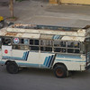 Bus in Hama, Syria