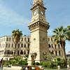 Clocktower, Aleppo, Syria