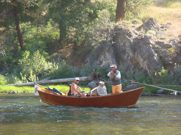 Middle Fork - August 2009