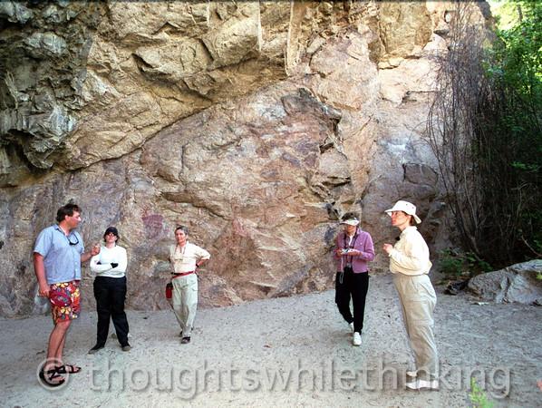 107 MF2005 Day5 June 23 petroglyphs before hike