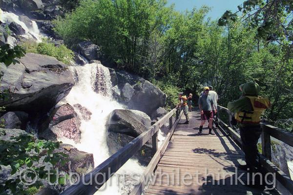 123 MF2005 Day5 June 23 Waterfall Creek
