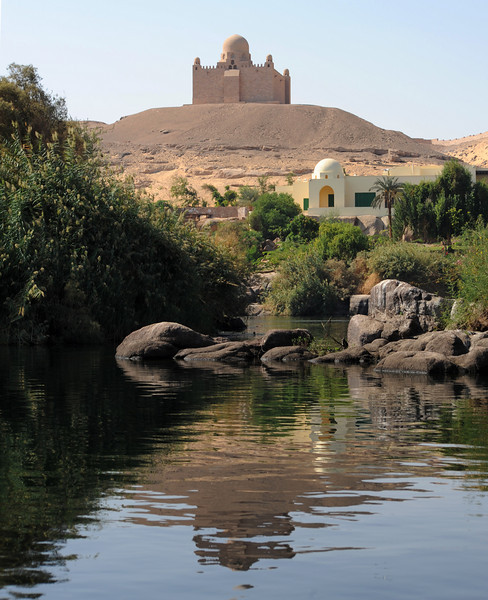 Mousoleum of Aga Khan III
