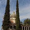 Franciscan Chapel at the mount of Beatitudes
