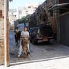 2 Kids riding donkeys in Nazareth