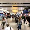 Heathrow Airport: Terminal 5 concourse
