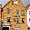 Bergen: Bryggen: Enhjørningen (Unicorn Restaurant)