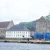 Bergen: Nrdnes: Toward Bergenhus Festning