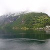 Geiranger: Switchbacks to Eagle's Bend with side of ship