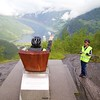 Geiranger: Flydalsjuvet:  Queen's wave from Queen's Seat