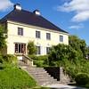Molde: Châteauet: Garden facade