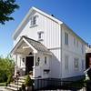 Molde: White house at Parkvegen 44