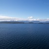 Viking Sea: Approaching Molde, toward Åndalsnes