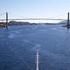 Viking Sea: Near bridge at Rørvik