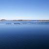 Viking Sea: Near Torstad: Salmon farm