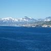 Tromsø: Approaching port zoom