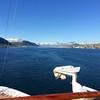 Tromsø: Approaching port