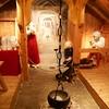 Tromsø University Museum: Viking home display
