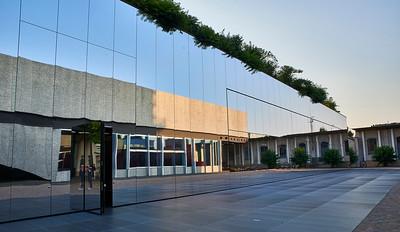 June  10-, 2017- Italy /Switzerland  Milan-Venice-Verona-Lake Como-Lugano trip Sat 6/10.   Prada Foundacion museum  Credit: Robert Altman
