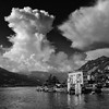 Clouds Over Lake Como