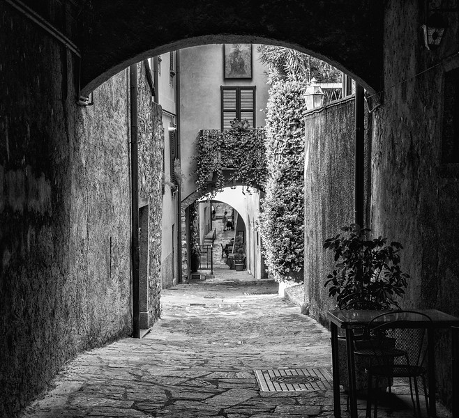 The Byways of Varenna