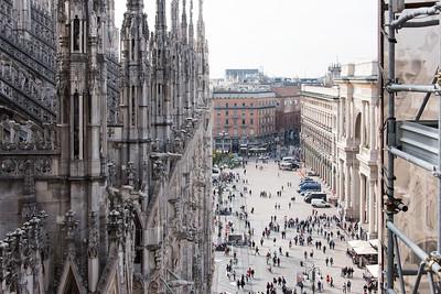 Milan Duomo Cathedral (Duomo di Milano)
