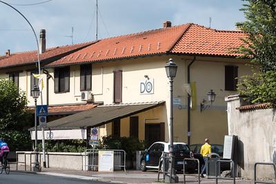 D'O Ristorante (Restaurant), chef Davide Oldani