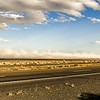 Dust Storm At Mile 92
