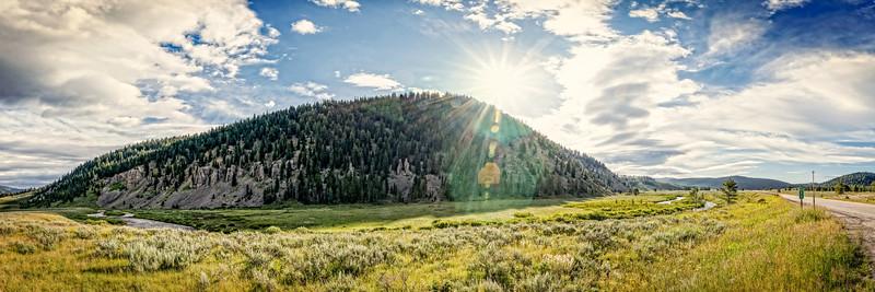 Mile 23 Hwy 191 Wyoming
