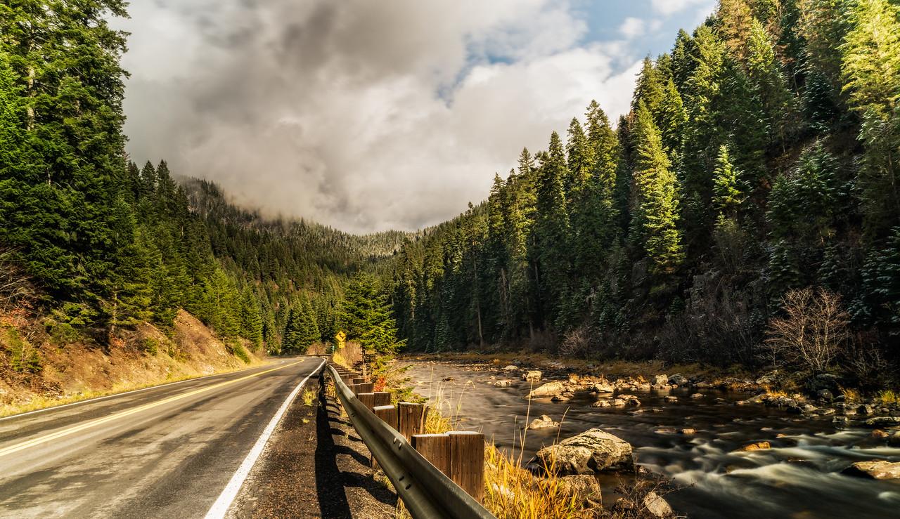 milepost road trip
