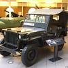 USA Willy's Jeep at the Imperial War Museum on 16th December 2010