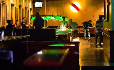 Pool hall Mill 9915