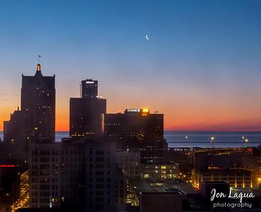 Milwaukee Sunrise