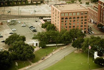 Dealey Plaza in Dallas