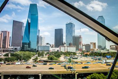 Partial Dallas skyline