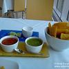 Chips and salsa at MASA
