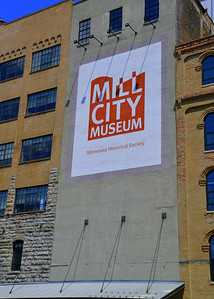 Mill City Museum  Built into the ruins of what was once the world's largest flour mill, Mill City Museum is located on the historic Mississippi Riverfront. Here, visitors of all ages learn about the intertwined histories of the flour industry, the river, and the city of Minneapolis.