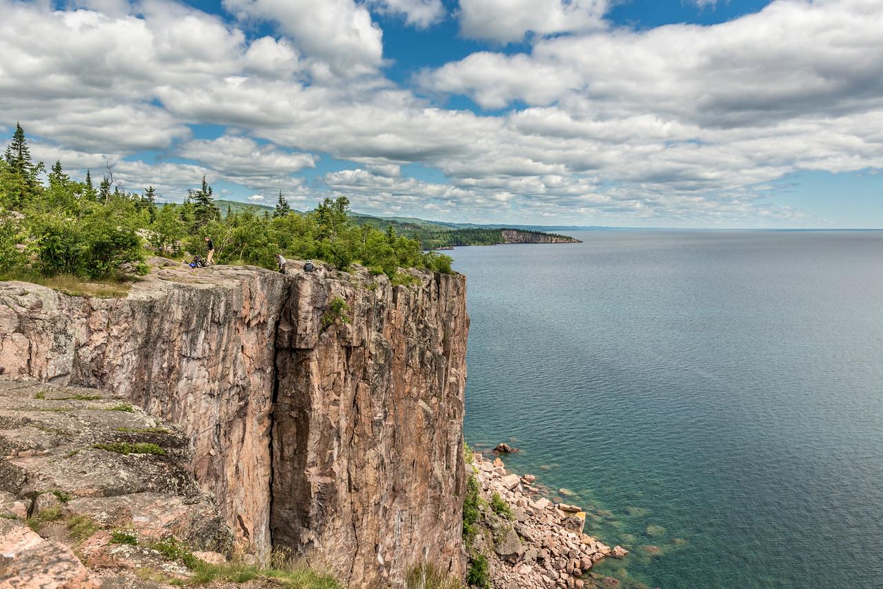 Palisade Head, Lake Superior
